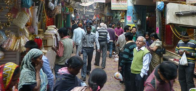 Main Bazaar Delhi