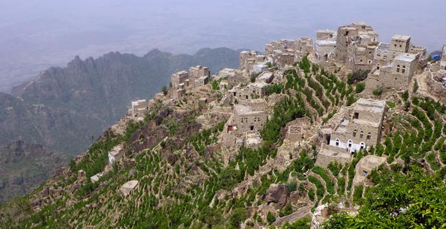 Burra Mountains, Yemen