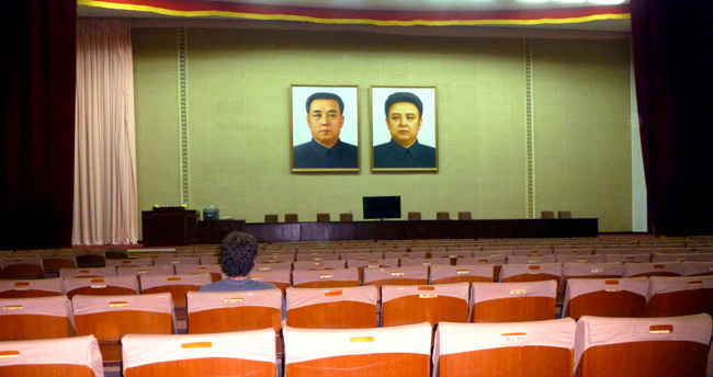 Traveling to North Korea