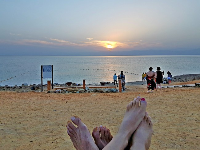 Dead Sea - My Fascinating and Unexpected Journey