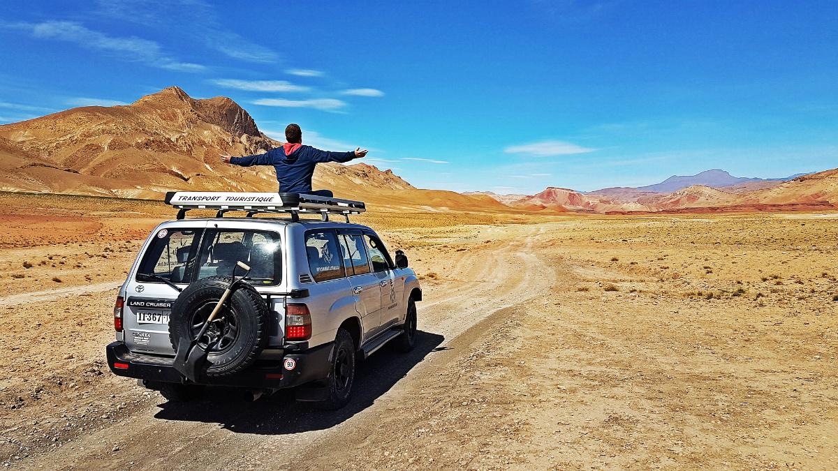 Morocco Tour - Dades Valley
