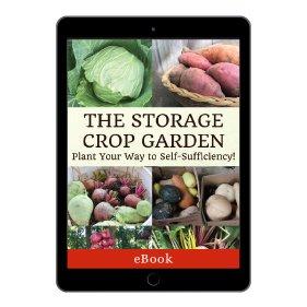 the storage crop garden