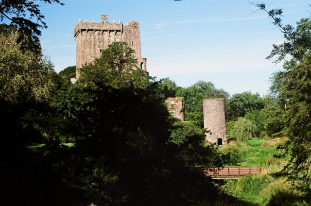 Blarney Castle in Ireland