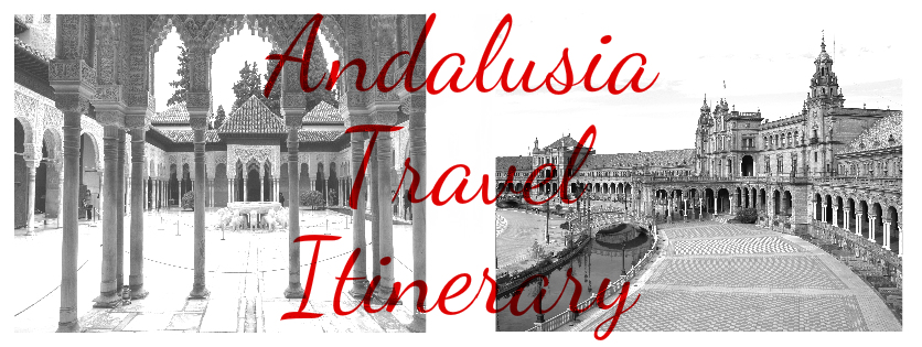 Andalusia Itinerary
