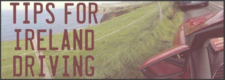 Tips for Ireland Driving