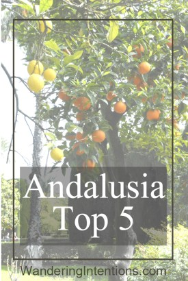Andalusia Top 5