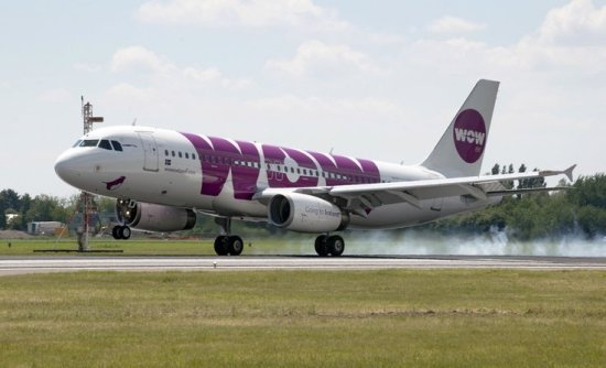 Wow air versus Iceland Air