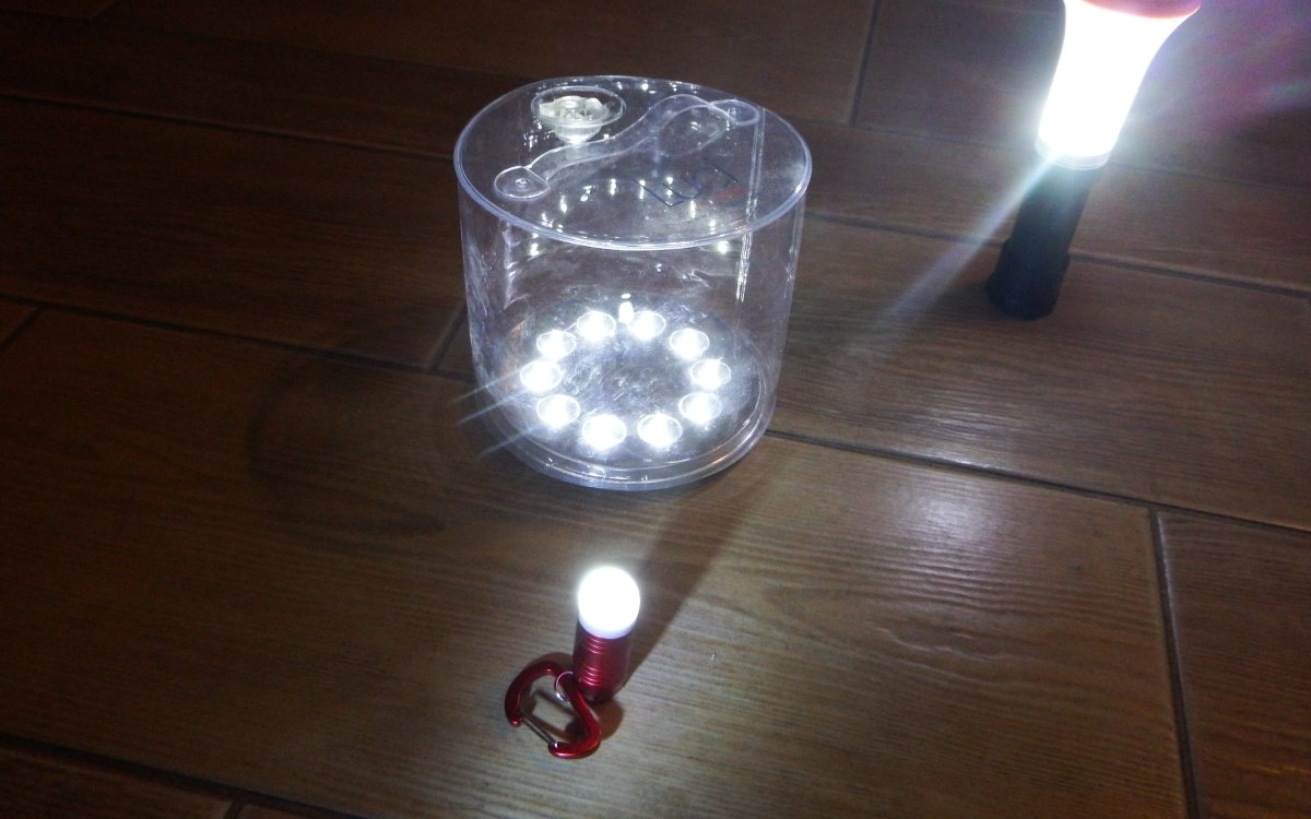 The Great Camping Lantern Review of 2015