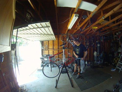 lemond zurich gravel bike versus road bike