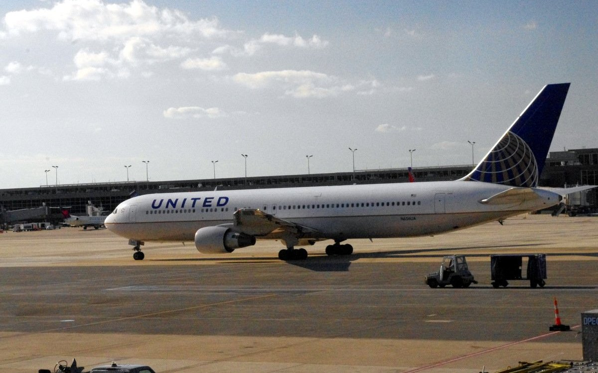 Cancelled United Airlines Flight