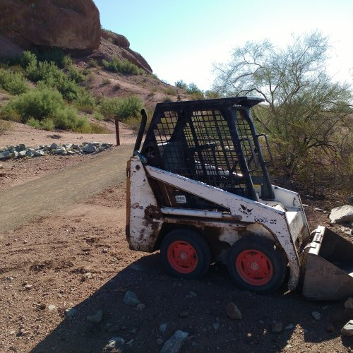 phoenix destroys papago trails