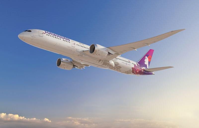 Hawaiian Airlines 787