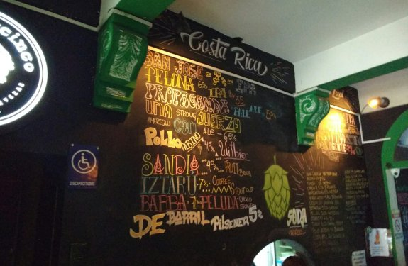 costa rican craft beer