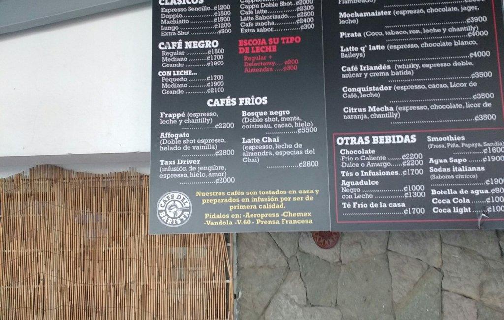 costa rica coffee