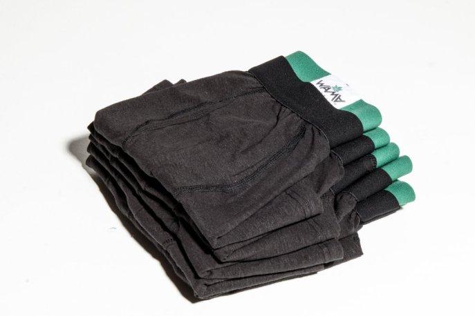 New Sustainable Clothing: Wama Underwear
