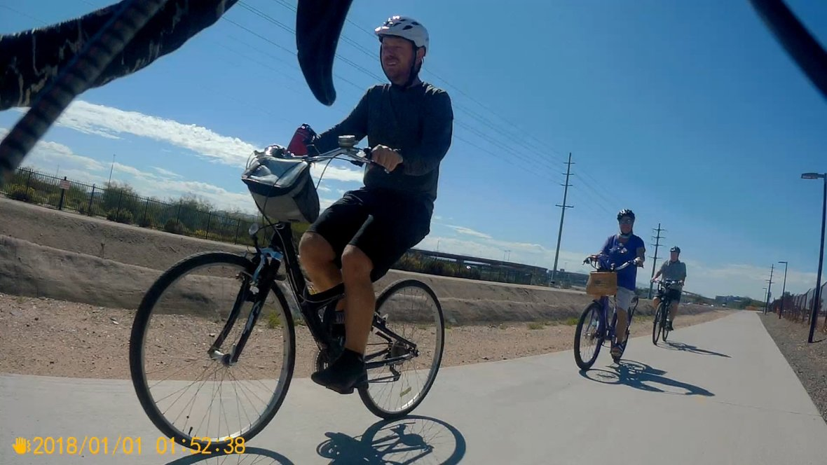 grand canalscape bike ride