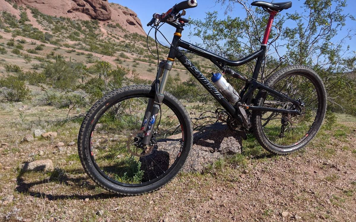 I Rode a Singlespeed for 3 Years. Then I Tried Full Suspension Again.