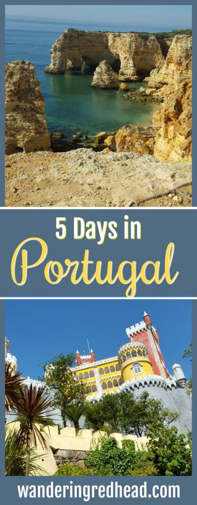 Five Days in Portugal
