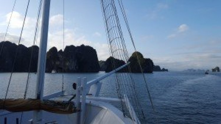 paradise luxury cruise ha long bay