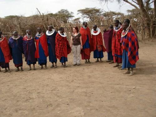 Masai Tribe, Tanzania