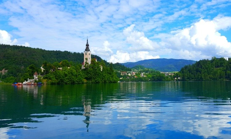 Four Magical Days in Slovenia