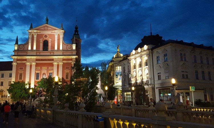 four days in magical slovenia