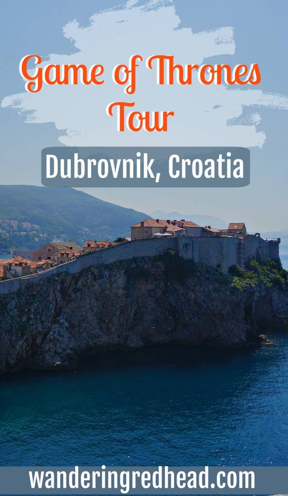 Game of Throne Tour Dubrovnik