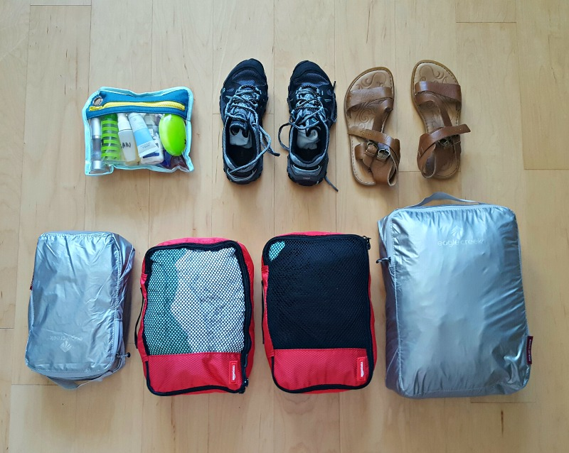 Pack 3 month carry on