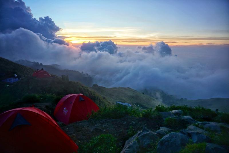 Mt. Rinjani Crater Rim