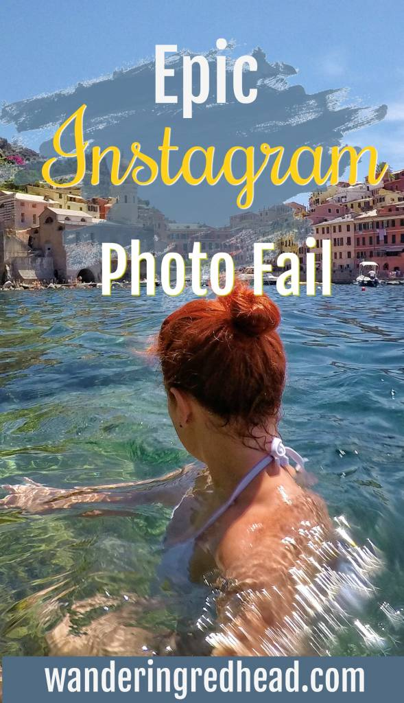 Instagram Photo Fail