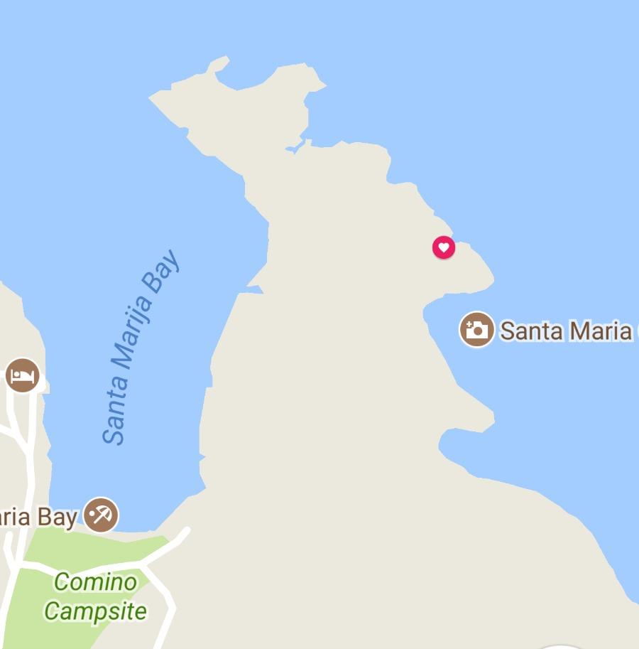Trekking Comino Island