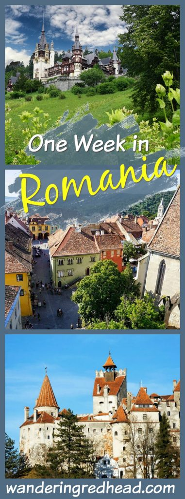 one week in romania