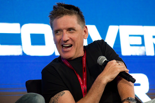 Craig Ferguson ~ On his alcoholism & jokes about celebrities in trouble