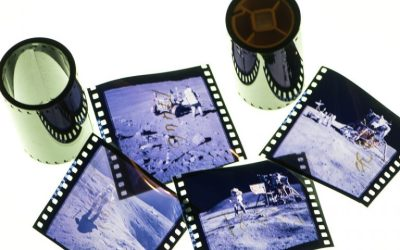 Film from NASA 1971 Apollo 15 Moon Mission found in drawer