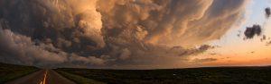 Extreme weather in Tornado Alley, U.S.A. (Marko Korosec/mediadrumworld.com/WENN)