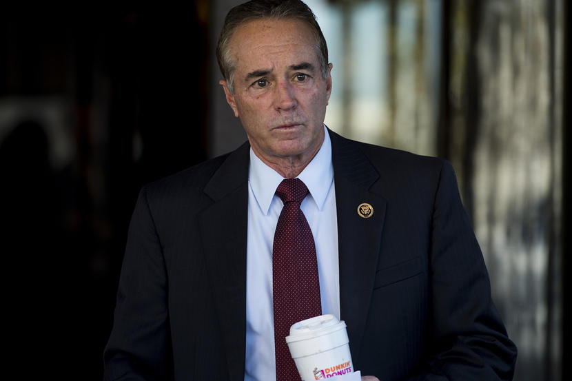 Rep. Chris Collins admits not reading AHCA bill before voting for it