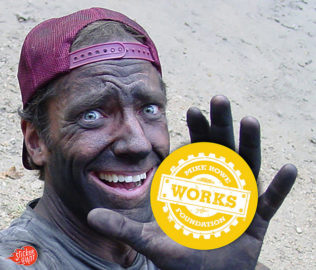 A dirty Mike Rowe