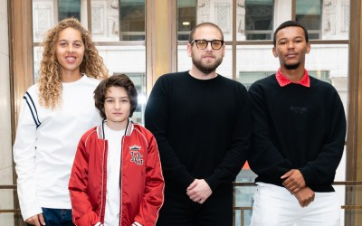 "Fresh Air interview with Jonah Hill, director of ""Mid90s"""