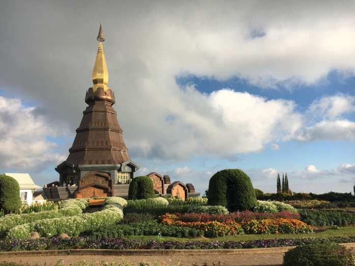 Doi Inthanon National Park Pagodas