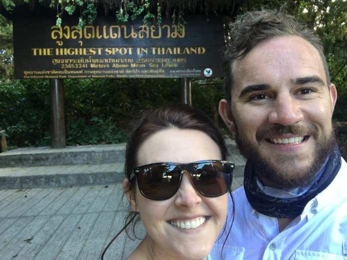 Highest point in Thailand