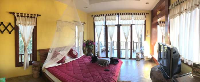 Khun Yuam Resort Room