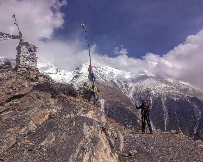 Trekking in the Annapurna Circuit