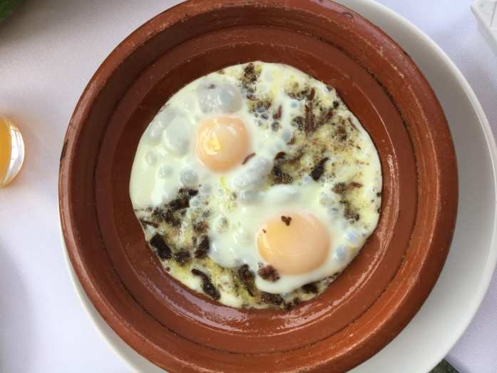 Khlii Tajine for Breakfast