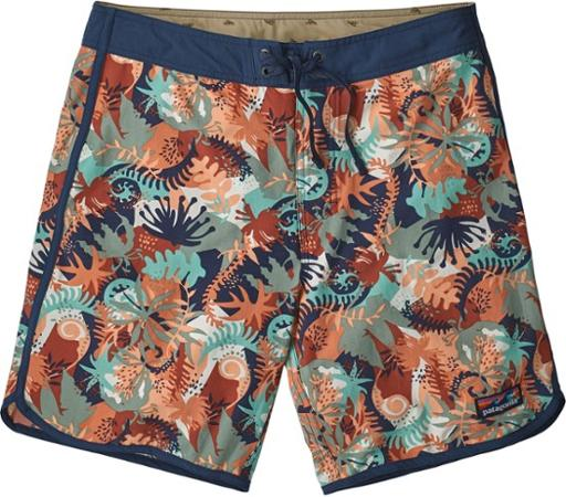 recycled swim trunks