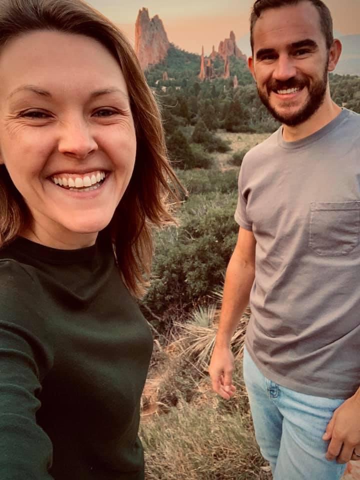 Colorado Road Trip: Garden of the Gods