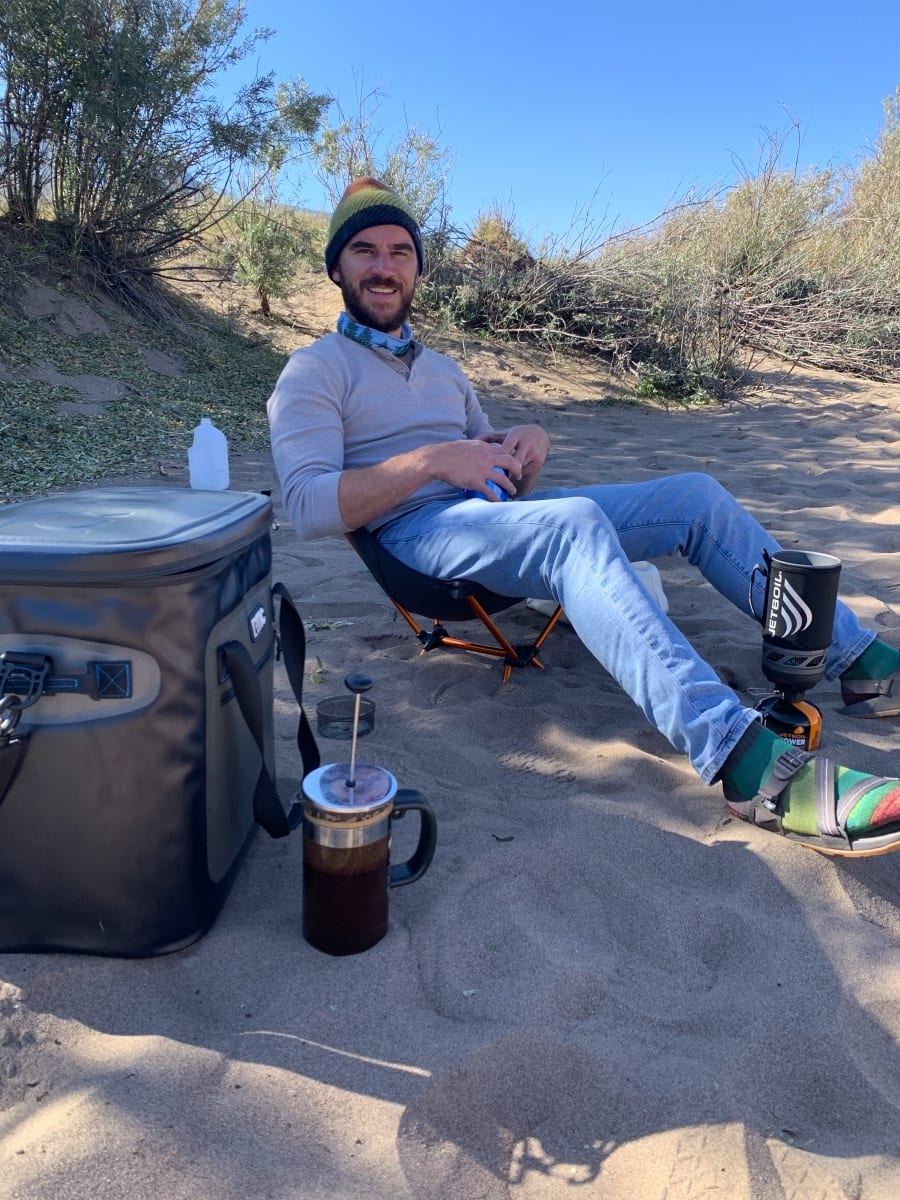 Picnic at Great Sand Dunes National Park