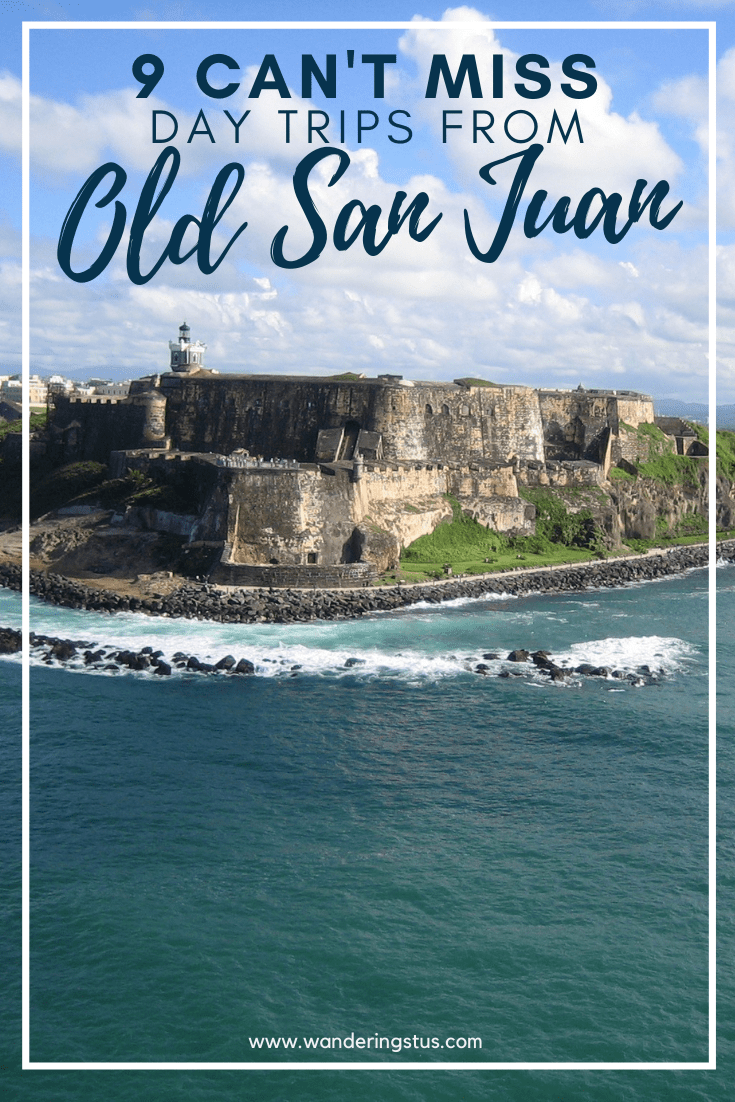 Day Trips From Old San Juan Pin