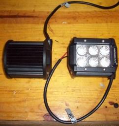 extra headlight wiring [ 1024 x 768 Pixel ]