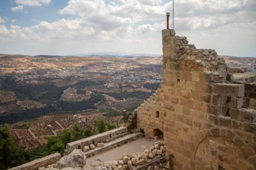 Ajloun and the countryside