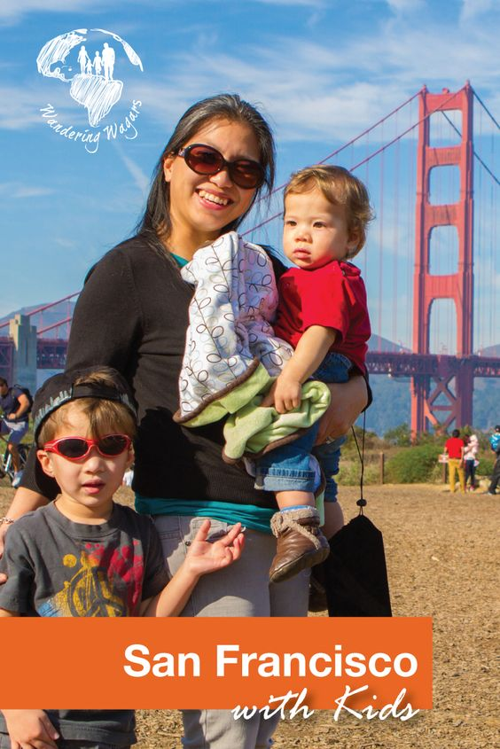 5 things to do in San Francisco with Kids - Pinterest